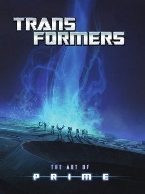 Transformers News: IDW Transformers: Art of Prime Preview