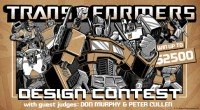 Transformers News: WeLoveFine.com Transformers Design Contest