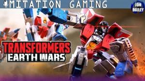 Transformers News: STARSCREAM plays TRANSFORMERS: EARTH WARS