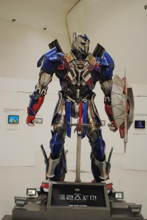 Transformers News: Transformers 30th Anniversary Exhibition in Seoul