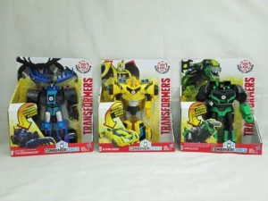 Transformers News: New Images for Upcoming 2017 Robots in Disguise Toys with Hyper Flip Class, Blurr and More