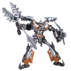 Transformers News: New Officicial Images of Takara Tomy Movie Advanced Line - Black Knight Grimlock and More