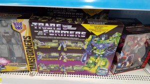 First Sighting of G1 Devastator Reissue at Brick and Mortar Retail