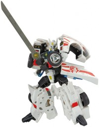 Transformers News: New Images of Transformers United Drift