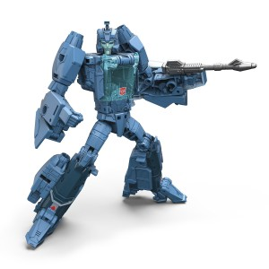 Chinese Video Review of Titans Return Blurr