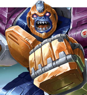 Artwork Revealed for Optimal Optimus from Transformers Power of the Primes
