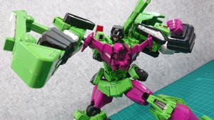 Transformers News: In Hand Images - Flame Toys Devastator