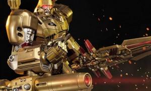 Prime 1 Studio Megatron Gold Edition – Transformers Generation 1 Pictures