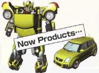 Transformers News: Digital Toys Update: Alternity Bumblebee, Disney Label Donald Duck, Encore Pre-orders