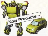 Transformers News: Digital Toys Update: Alternity Bumblebee, Disney Label Donald Duck, Encore Pre-orders