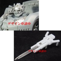 Transformers News: Additional Super GT Optimus Prime and Star Saber Prototype Images