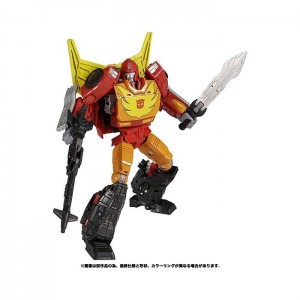 TFSource News - Kingdom Commander Rodimus, Saltus Alternative, Flame Toys Optimus Primal & More!