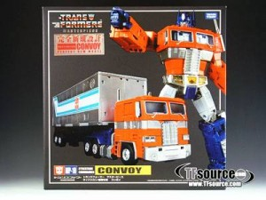 Transformers News: TFsource 9-3 SourceNews!
