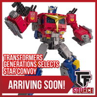 TFSource News - Siege Omega Supreme, Nemesis Prime, Gen. Selects Star Convoy, FT Roadking & More!