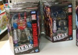 Transformers News: Siege Soundwave Video Review, and Wave 2 Voyagers sighted in Australia