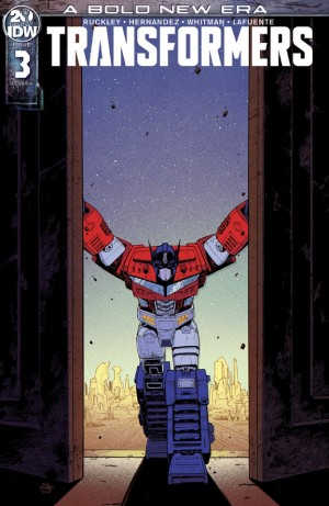 IDW Transformers #3 iTunes Preview