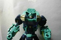 Transformers News: In-Hand Images: Transformers Prime Deluxe Sergeant Kup