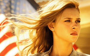 Transformers News: Transformers: Age of Extinction Interviews with Mark Wahlberg and Nicola Peltz