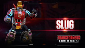 Transformers News: Character Spotlights - Transformers: Earth Wars Slug and Onslaught
