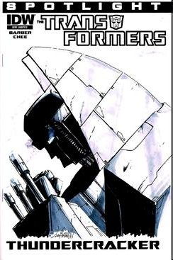 Transformers News: Livio Ramondelli IDW Limited Cover Sketches