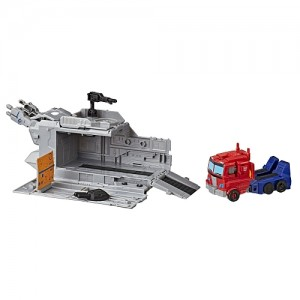 Cyberverse Optimus Prime Battle Base Trailer Revealed to be Toysrus Exclusive + Official Pics