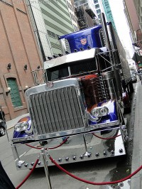 Transformers News: Optimus Prime Gets A Ticket?