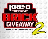 Kre-O the Great Brick Giveaway 2