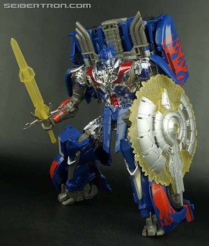 Transformers News: Transformers: Age of Extinction First Edition Optimus Prime Demo Video