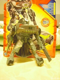 Transformers News: Out of Box Images of FAB Night Blades Sideswipe and Power Armor Optimus Prime
