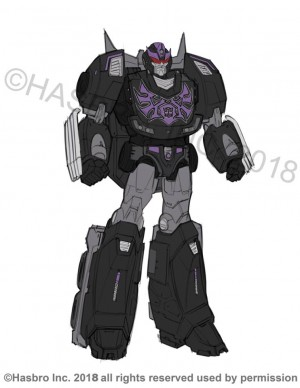 Transformers News: Concept Art for Transformers Power of the Primes Rodimus Unicronus by Ken Christiansen