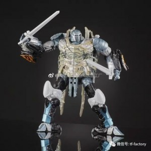 Transformers News: Promotional Images of Transformers: The Last Knight Leader Dragonstorm