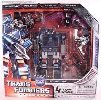 Transformers News: New Galleries: SDCC Exclusive Soundwave with Ratbat, Laserbeak, Buzzsaw & Ravage