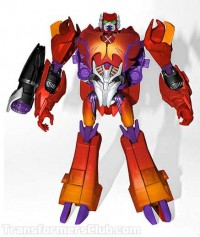 Transformers News: TFCC 2014 Membership Incentive and Club Exclusive Rampage and Transmutate Images