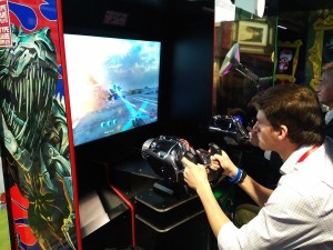 Transformers News: New Upcoming Sequel to Transformers: Human Alliance Arcade Game Preview
