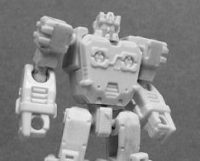 New G1-styled Frenzy / Rumble Prototype Toy