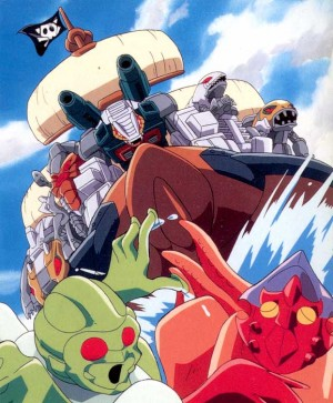 """Transformers News: Twincast / Podcast Episode #245 """"On a Boat"""""""