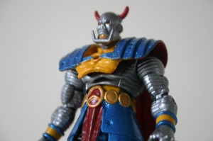 Transformers News: Pictorial Review - Marvel Infinite Series Death's Head