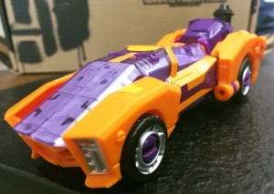 Transformers News: More Images of WFC Generations Select Lancer and Listing to Order her Right Now