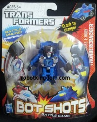 Transformers News: Transformers Bot Shots Wave 3 In-Package Images