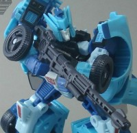 Transformers News: Toy Images of Generations Blurr