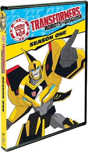 Transformers: Robots in Disguise Season 1 DVD Features