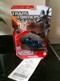 Transformers News: Transformers Prime RID Wave 2 Deluxe at UK retail