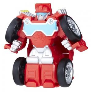 Transformers Rescue Bots Flip Racers Revealed
