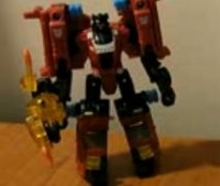 Video Review of Power Core Combiners Smolder & Chopster