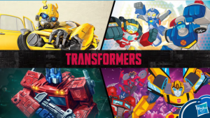 Toy Fair 2020 Hasbro Investor Preview Event With Info on Transformers Netflix Series