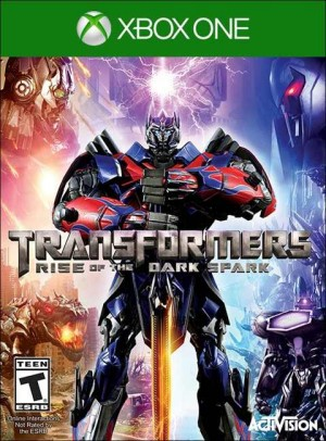 Transformers News: Transformers: Rise of the Dark Spark Covers