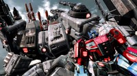 Transformers News: Metroplex Heeds the Call of the Last Prime: In-Game Metroplex Screenshots