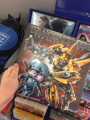 Transformers News: Transformers: The Last Knight 16 and 18-Month Calendars Discounted at US Retail
