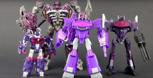 Transformers News: Video Review of Transformers Cyberverse Shockwave
