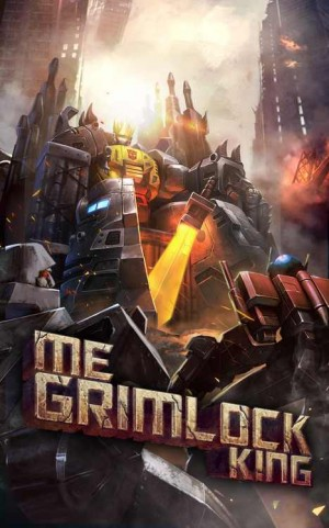 "Transformers: Legends ""ME, GRIMLOCK, KING!"" Re-Run Starting Today"